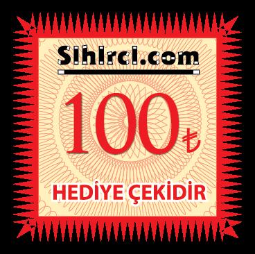 Hediye Kuponu - 100TL