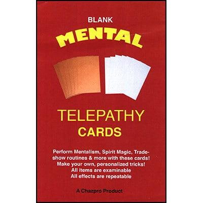 mental telepati kartlari
