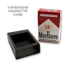 Kaybolan sigara