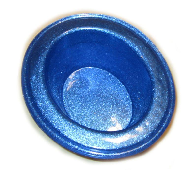 Sihirbaz Sapka - Mavi Simli