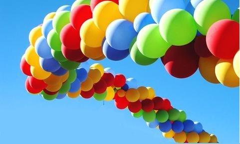 balon 100 lu