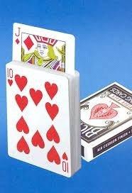 yukselen kart sihirci