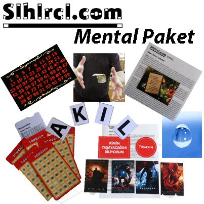 Sihirci Mental Paket