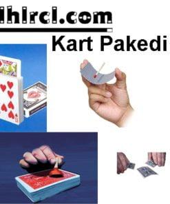 Sihirci Kart Pakedi
