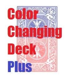 Renk Değiştiren Deste - Kutu - Kart