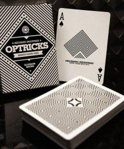Mechanic Optricks deck - Deste
