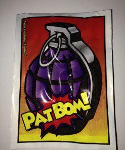Patbom Patlayan Paket Bomba