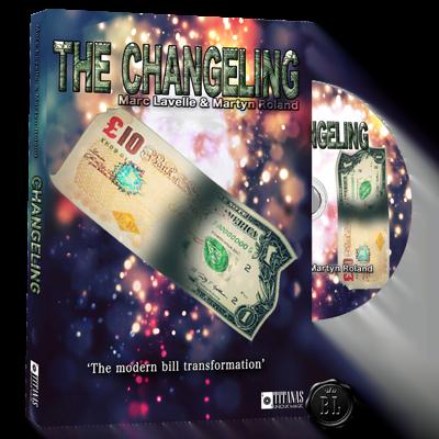 Changeling Para Değişimi + DVD