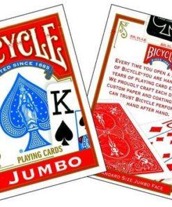 Bicycle İskambil Destesi - Jumbo index