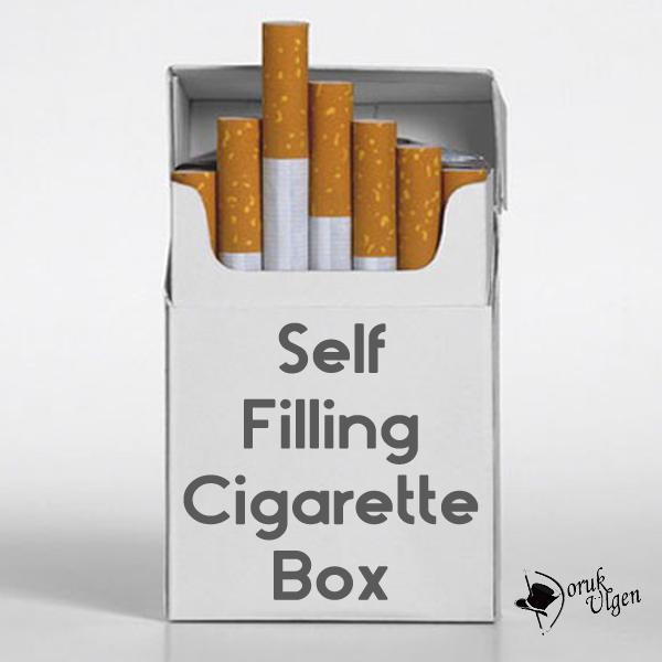 Kendi Kendine Dolan Sigara Pakedi