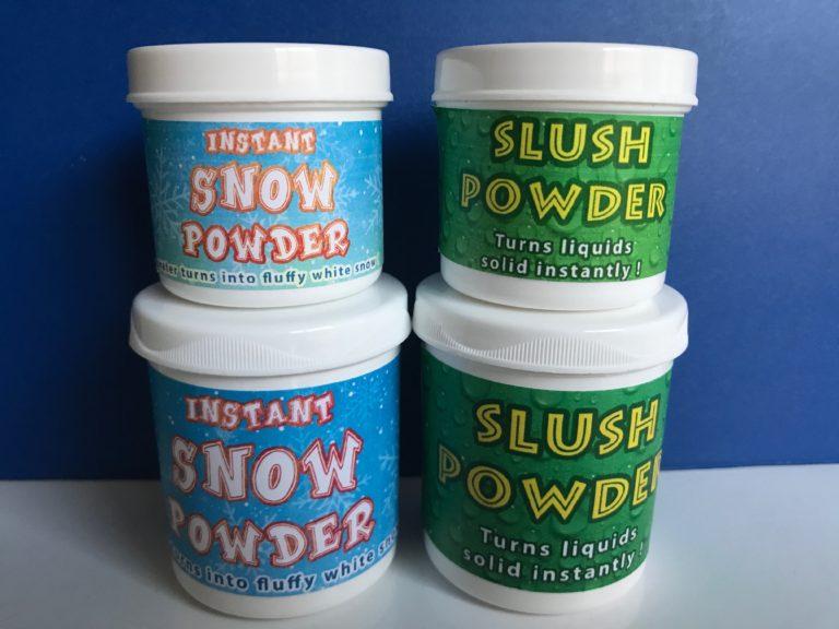Sıvı Katılaştırıcı Toz - Slush Magic Powder - Kutu
