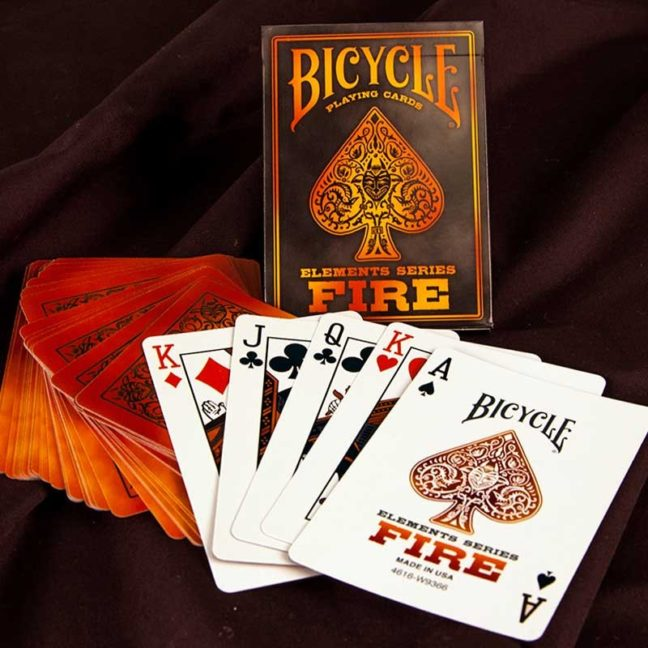 Bicycle® Table Talk Playing Cards - İskambil Destesi - Poker Oyun Kağıdı