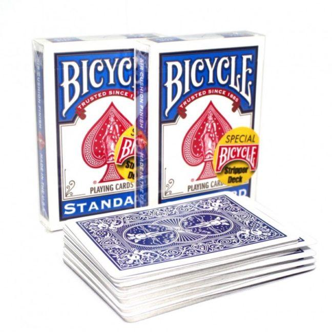 Kart Bulduran Deste - Bicycle Kırmızı