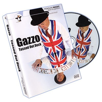 Atılan Deste - Gazzo - Mentalizm