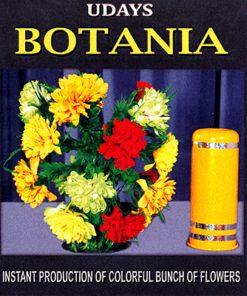 Botanya - Kumaş Çiçekli
