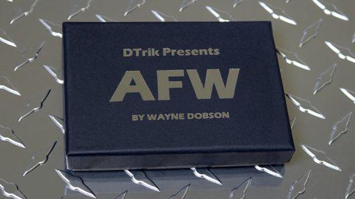 AFW Cüzdan - Wayne Dobson